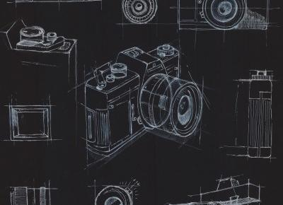 My little art: stary aparat oraz co się u mnie dzieje :)
