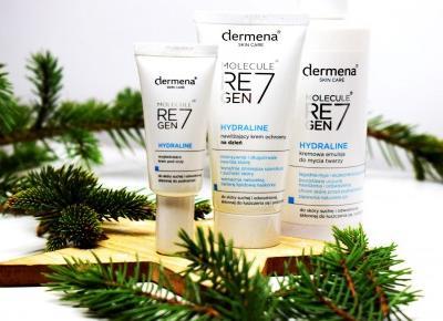 Poranna pielęgnacja skóry z Dermeną