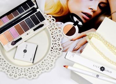 Recenzja kosmetyków mineralnych Lily Lolo