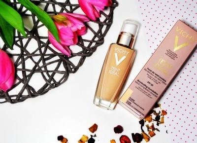 Vichy – idealne krycie, bez efektu maski?