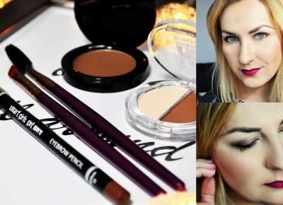 Aktualizacja - makijaż brwi z Smart Girl Get More