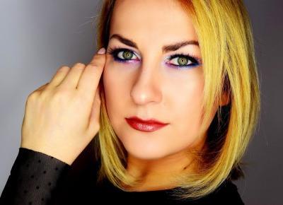 Freedom - karnawałowy makijaż oczu
