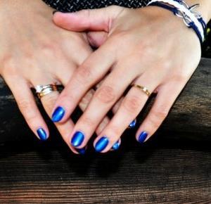 Dbamy  paznokcie II - Manicure hybrydowy w domu