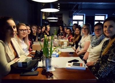 Z miłości do pasji - spotkanie blogerek w Lubartowie | RELACJA
