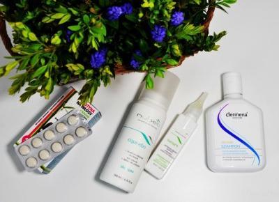 Mezoterapia skóry głowy, aktualizacja szamponowa, biotyna - czyli pielęgnacja słabych włosów