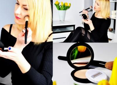 Makijaż kobiety aktywnej zawodowo - kilka wskazówek. Puder w kompakcie od Dr. Hauschka