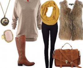 Beauty and style: Jesienne stylizacje