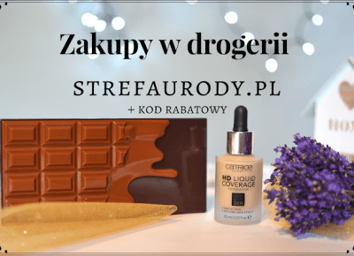 Drogeria internetowa - strefaurody.pl + kod rabatowy na zakupy! | Bette Fashion