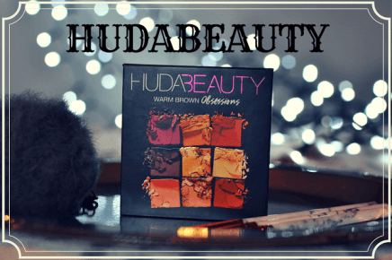 Recenzja palety - HUDABEAUTY - Warm Brown Obsessions | Bette Fashion