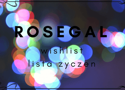 Rosegal - wishlist / lista życzeń BLUE MAXI DRESS | Bette Fashion