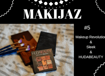 MAKIJA? - 2 wersje -  MUR & HUDABEAUTY & SLEEK | Bette Fashion