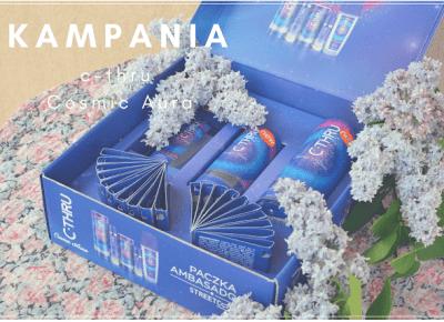 Kampania Perfum C-THRU Cosmic Aura - Streetcom | Bette Fashion