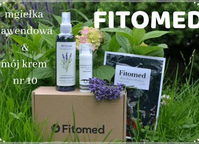 fitomed - mgiełka i krem nr 10