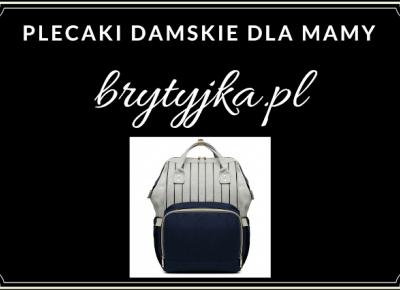 Plecak damski dla mamy - brytyjka.pl | Bette Fashion