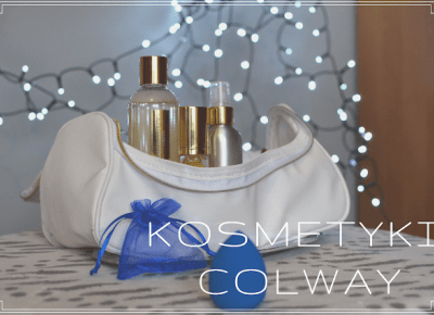 Kosmetyki COLWAY - złoto działające cuda | Bette Fashion