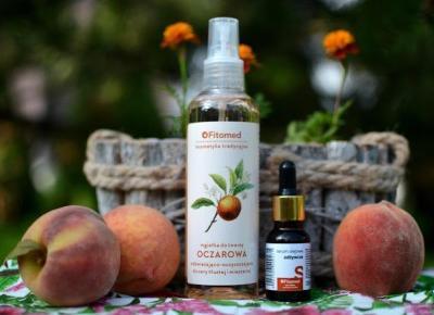 Recenzja kosmetyków FITOMED - mgiełka do twarzy & serum olejowe  | Bette Fashion