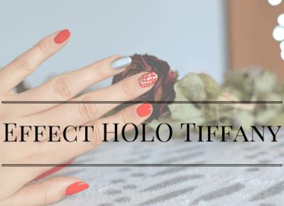Paznokcie hybrydowe - Zdobienie Semilac + Holo Effect Indigo | Bette Fashion