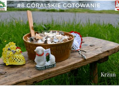 8# GÓRALSKIE GOTOWANIE - przepis na KRZUN | Bette Fashion