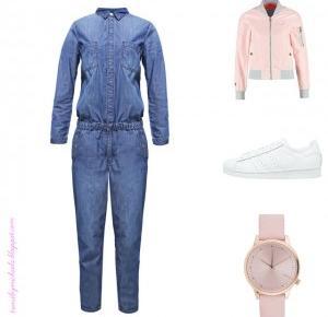 Moda , uroda , pasja ...: Spring musthave czyli stylizacje wiosenne #1