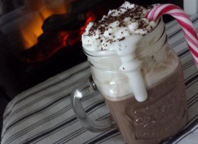 Donia: Gorąca czekolada