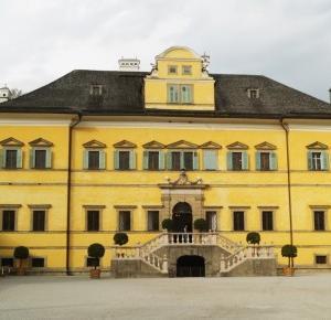 Dookola-swiata: Relacja z podróży - Zamek Hellbrunn i pokaz wodny