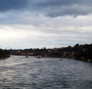 Dookola-swiata: 1 sierpnia w Szwajcarii - Basel
