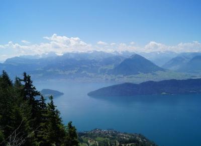Rigi, Szwajcaria