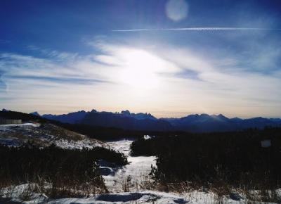 Dookola-swiata: Śnieżny Tyrol, czyli szczyt Rittner Horn