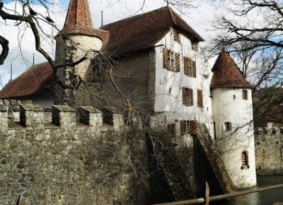 Dookola-swiata: Szwajcarskie zamki: Zamek Hallwyl