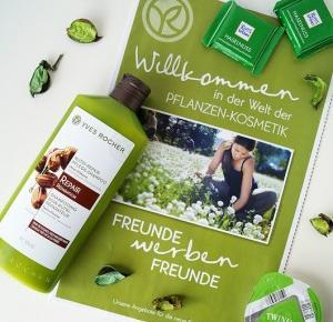 Dookola-swiata: Haul kosmetyczny Yves Rocher | The Body Shop