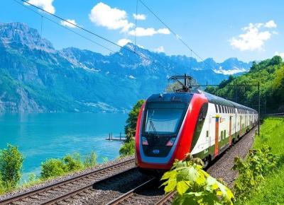 Dookola-swiata: Szwajcarski poradnik - Jak poruszać się po Szwajcarii? | SBB