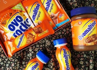 Dookola-swiata: Jedz, pij, żuj #13- Ovomaltine