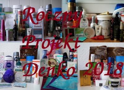 Dookola-swiata: Roczny Projekt Denko, czyli ile kosmetyków zużywa kobieta w ciągu roku?
