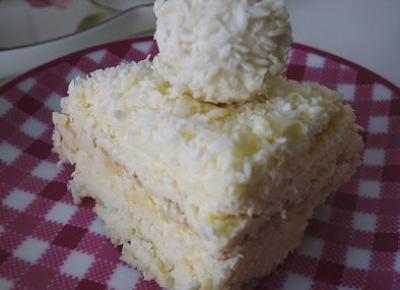 Dookola-swiata: Coś pysznego #61 - Rafaello z białą czekoladą