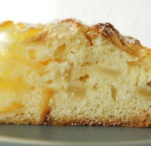 Dookola-swiata: Cos pysznego #23 - Ciasto z jabłkami i gruszkami