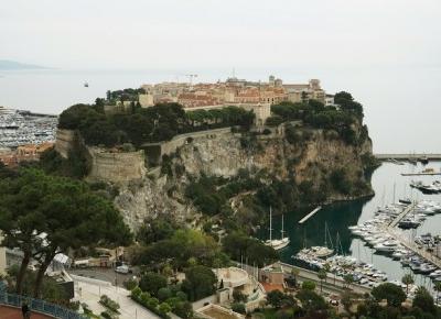 Dookola-swiata: Monako #2 - Czy polecam Wzgórze Zamkowe?
