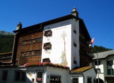 Dookola-swiata: Szwajcaria w podróży - Klosters