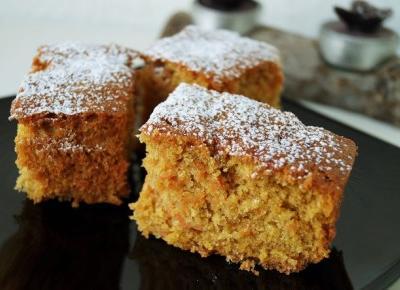 Dookola-swiata: Coś pysznego #42 - Ciasto marchewkowe dla wielkanocnego zająca.