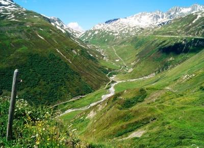Szwajcaria w podróży