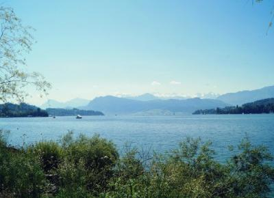 Dookola-swiata: Szwajcaria w podróży: Luzern, Jezioro Czterech Kantonów