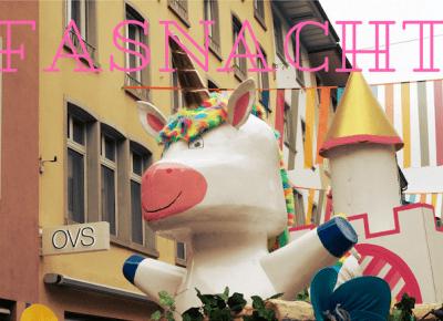Dookola-swiata: Fasnacht, czyli szwajcarski karnawał w Baden
