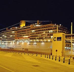 Dookola-swiata: BlogTrip #2 - Costa Mediterranea - początek podróży