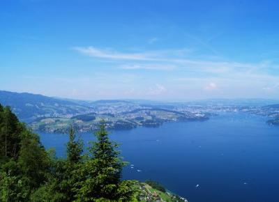 Dookola-swiata: Szwajcaria w podróży: Hammetschwand Lift