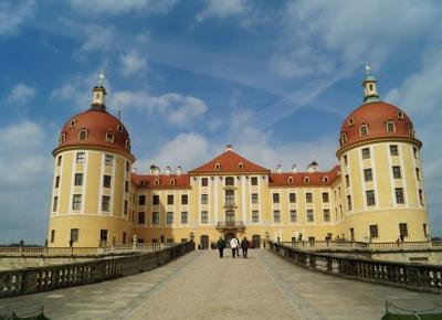 Dookola-swiata: Relacja z podróży - Zamek Moritzburg, Niemcy