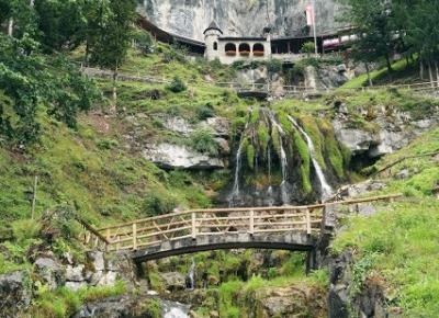 Dookola-swiata: Szwajcaria pod ziemią: Jaskinie St. Beatus