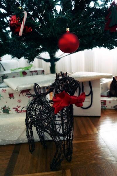 Dookola-swiata: Blogmas #13 - Czerwona choinka/ dużo śniegu/ świąteczne upominki