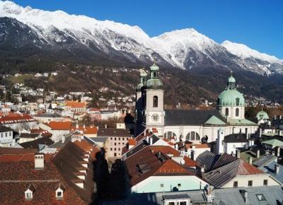 Dookola-swiata: Czy najpiękniejsza europejska starówka znajduje się w Innsbruck?
