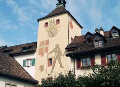 Dookola-swiata: Szwajcaria w podróży - Liestal