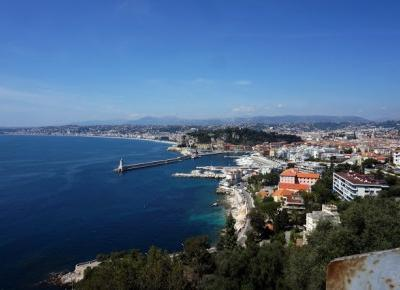 Dookola-swiata: Co zwiedzić w Nicei? #3 - Wieczorny spacer