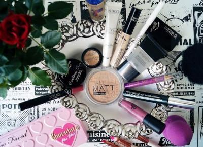 Dookola-swiata: Mój codzienny makijaż - jakich kosmetyków używam?